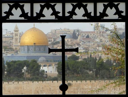 Jerusalem and the Cross