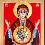 Our Lady Captive Daughter of Zion
