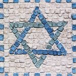 Star of David Mosaic