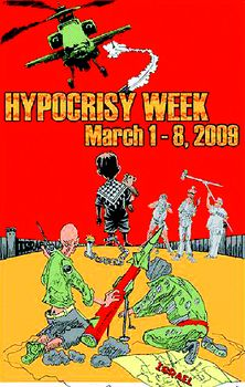 Hypocrisy Week