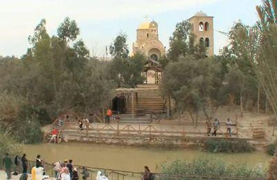 The Baptismal Site at the Jordan River