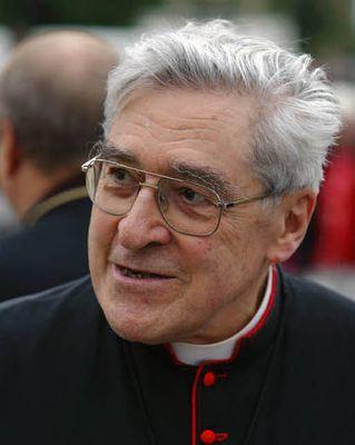 Cardinal Jean-Marie Lustiger